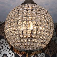 full size of living attractive circular crystal chandelier 5 round ball crystal circular chandelier large