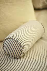 Long Decorative Roll Pillows