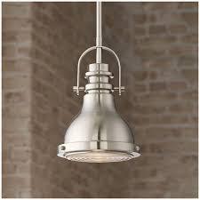 Industrial Mini Pendant Light