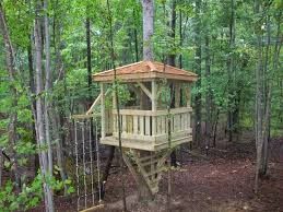 kids tree houses with zip line. Perfect Zip Photo Of Backyard Playground  Holly Springs NC United States Our First  Treehouse Intended Kids Tree Houses With Zip Line P