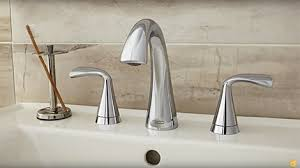 bathroom facuets videothe new fluent bathroom faucet collection by american standard