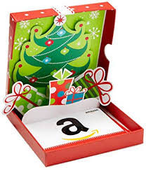 Gift Cards For Christmas Amazon Com Gift Card In A Holiday Pop Up Box