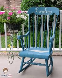 rocking chair silhouette. Atta Girl Says: Milk Paint Carolina On My Mind Rocking Chair Silhouette