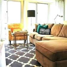 rugs for brown couches living room decor sofa rug dark leather couch grey with area m