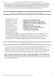 Mortgage Pre Approval Letter Selonjoran Virginia Short Sale Specialist   Realtor