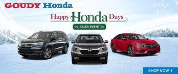 Goudy Honda — New & Used Honda Dealership in Alhambra CA Serving ...