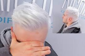 Détail Réalisation Coupe De Cheveuxtechnique Coiffure