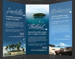 Tour Guide Brochure Examples Toddbreda Com