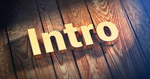 How To Write An Essay Introduction For Various Essay Formats