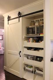 kitchen pantry furniture french windows ikea pantry. Our Pantry Door, Matching The Style Of Barn Or A Side Island. Tree Lined Street: {Barn Door} Pantry. Great DIY Door And Ikea Pull-outs Kitchen Furniture French Windows