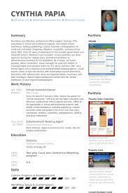 Personal Assistant Website Template Template 52886 Personal