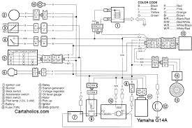yamaha g14a wiring diagram gas in yamaha golf cart wiring diagram ezgo gas golf cart wiring diagram at Gas Golf Cart Wiring Diagram