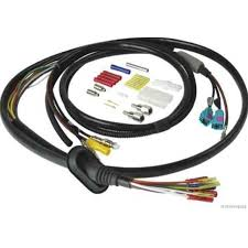 repair wiring harness tailgate highly flexible cable left side for repair wiring harness tailgate highly flexible cable left side for bmw e61 109 99 €