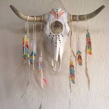 Design Your Own Dream Catcher Custom Dream catcher skull design your own zodiac steer bull 25