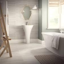 Kitchen Wall And Floor Tiles Grey Matt Porcelain Satin Bathroom En Suite 60x30 Tile Wall Floor