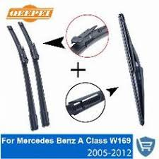 <b>QEEPEI Front and Rear</b> Wiper Blade no Arm For Peugeot 208 2012 ...