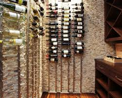 amazing wall mounted wine rack wood home design ideas pertaining to metal 19