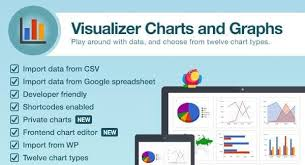 Charts And Graphs Software Free Download Download Free Visualizer Pro V1 7 3 Wordpress Charts And