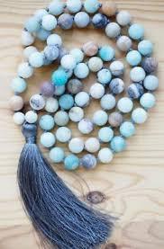 Healing fengshui <b>natural energy 8mm</b> Amazonite 108 <b>Beads</b> ...