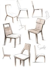 Furniture Sketches Furniture Sketches On Behance