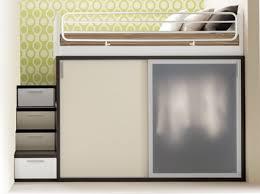 saving space furniture. Furniture. Modern Saving Space In Bedroom Alongside High Foamy Bed Pillow Wardrobe As Base Furniture