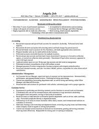 What Are Skills And Abilities Customer Service Resume Consists Of Main Points Such As Skills