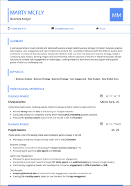 Resume Templates The 2019 Guide To Choosing The Best Resume Template