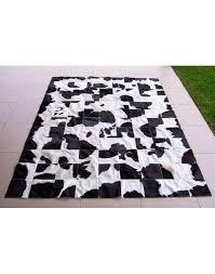 patchwork cowhide rugs black white patchwork cowhide rug 447 faux fur throws