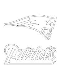 Small Picture New England Patriots Coloring Pages FunyColoring