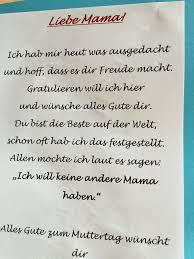 Muttertag Kita Für Gedichte Zum Oma Opa Tag Im Kindergarten