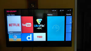 sharp 43 4k. sharp lc-55n6000u 55-in. smart 4k ultra hd led tv review 43 4k