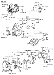 95 Honda Civic Alternator Schematics