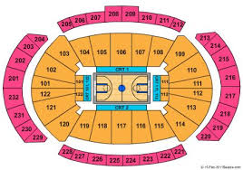Big 12 Seating Chart Sprint Center Tickets And Sprint Center Seating Chart Buy