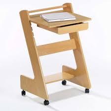 image of design wooden lap desk