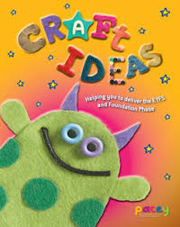 are you in need of some inspiration when it es to craft with children get your copy of pacey s craft ideas today