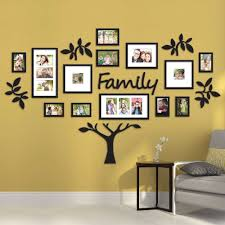 enjoyable design ideas family frames wall decor frame