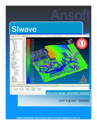 Ansoft Designer Software