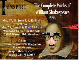 william shakespeare s works the complete works of william shakespeare abridged tickets in
