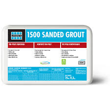 1500 Sanded Grout Laticrete