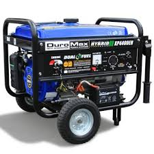 Electric Generator Depot DuroMax XP4400EH Dual Fuel 4400 Watt