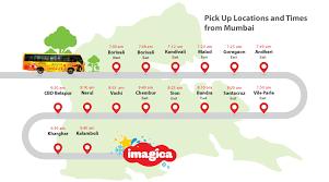 bus route from mumbai