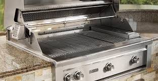 best built in gas grills