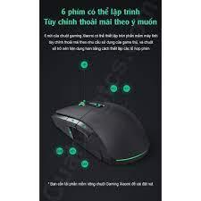 Chuột Gaming Xiaomi Wireless mouse - Chuột game xiaomi - 2 chuẩn kết nối không  dây và có dây chính hãng 465,000đ