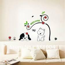 lovely wall design ideas for kids room