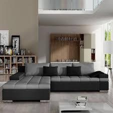 Mirjan24 Ecksofa Bangkok Stilvoll L Form Sofa Mit Schlaffunktion Und Bettkasten Wohnlandschaft Ecksofa Links Soft 011 Casablanca 2314