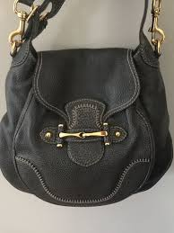 gucci leather new pelham shoulder bag