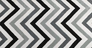 chevron rug black  rugs ideas