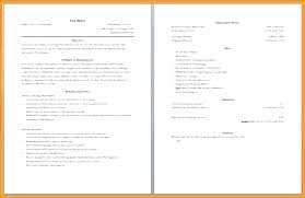 Resume Template 2 Page Resume Format Free Career Resume Template