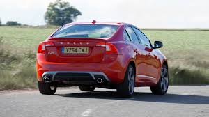Volvo S60 D5 R Design For Sale Red Volvo S60 Used Cars For Sale On Auto Trader Uk
