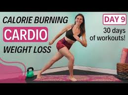 day 9 cardio weight loss at home
